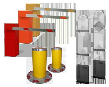 Bariyer Sistemleri , Mağaza Güvenliği